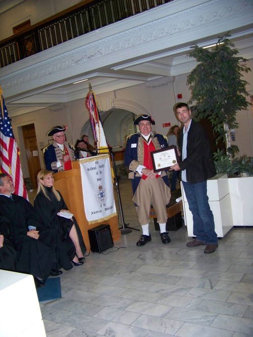 Flag Awards 2012
