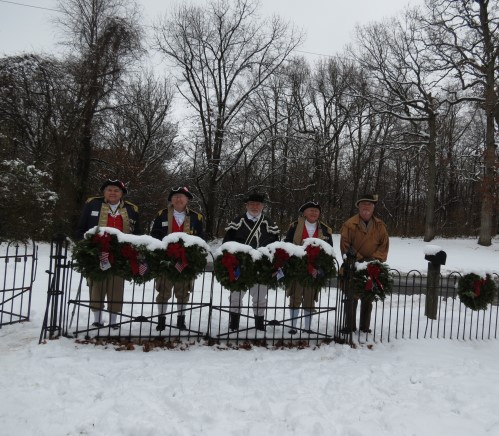 GROUP WREATHS 2013