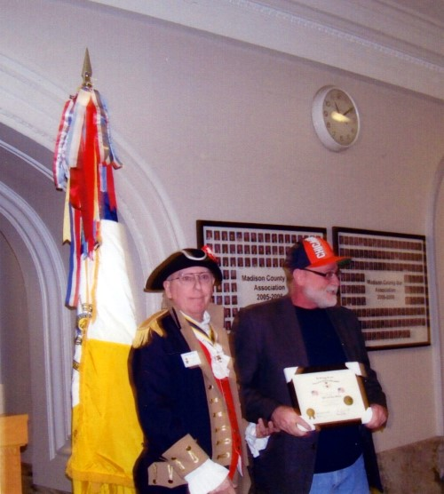 flag awards
